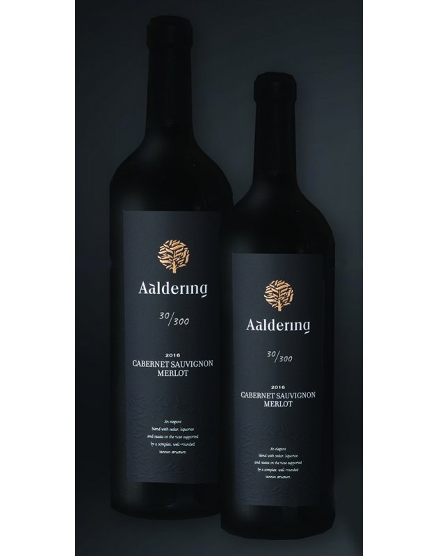 Aaldering Cabernet Sauvignon / Merlot 2016 Magnum