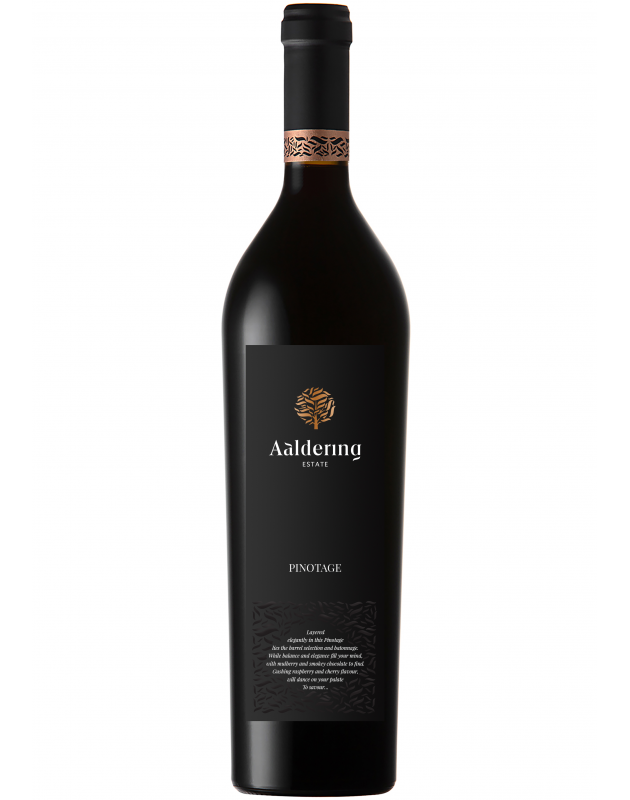 Aaldering Estate Pinotage 2019 Double Magnum