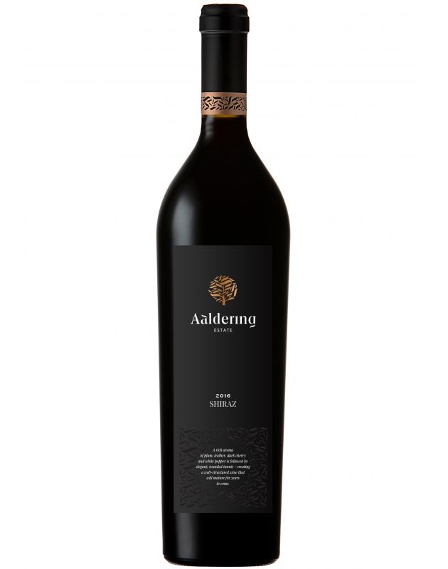 Aaldering Estate Shiraz 2016