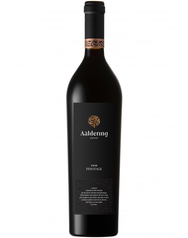 Aaldering Estate Pinotage 2018