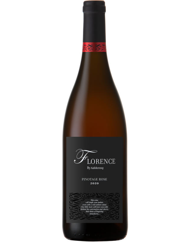 Florence | By Aaldering Pinotage Rosé 2021